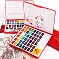Faber-Castell 24/36/48 цветов Набор цветных кисточек с красками с кистью для рисования портативный акварельный пигмент для рисования