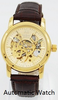 Leather Watch 363