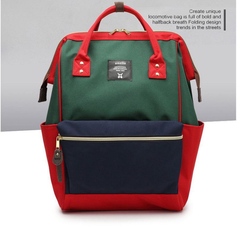 large size or small size in stock a ring School Backpacks For Teenage Girls&boys College School Bag Women Lightweight travel bag augur to 15laptop canvas school bags for teenage boys college student computer book bag stylish large capacity travel men bag