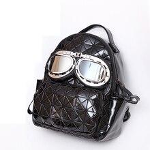 Lacattura мода новый женская сумка качество искусственная кожа женская сумка рюкзаки милые ветер школьные детские мини-рюкзак Mochila Feminina