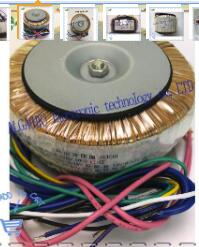 24V 150W ring transformer 0 24V input 220V free shipping