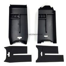 Carmonsons подлокотник ящик для хранения Контейнер лоток Интимные аксессуары для Mercedes Benz E Class 2010-2015 W212 Организатор стайлинга автомобилей