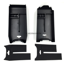 Carmonsons Central Armrest Storage Box Container Tray Accessories for Mercedes Benz E Class 2010-2015 W212 Organizer Car Styling
