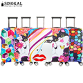 Travel Luggage Cover Suitcase Cover Case Luggage Protector Covers For 18 20 22 24 26 28 30 32 inch Suitcase ( Only Protector)