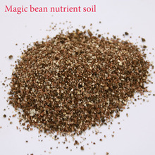 1 Bag Mini Bottle Special Nutrition Soil Bean Stem Special Orchard Flower Plant Soil Plant Pot Bonsai Special Soil cheap Crystal Soil 11*13cm Plant Potted Soil clay Light yellow Use of various baby plants and other mini plants