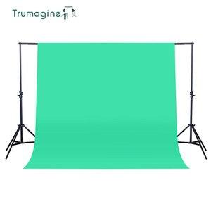 Image 3 - 1.6X2M/5.2X6.5ft Shooting Green Screen Photo Background Backdrops Non woven Fabric Photography Studio Chromakey Fotografia Cloth