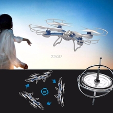 2017 Cool D20W WiFi FPV RC Quadcopter 2.4G 6 Axis 4CH 2.0MP Camera Drone 3D Rollover RTF MAY12_35