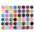 Hexagon Strip Nail Glitter Ball Beads Nail Art Tool Kit Acrylic UV Powder Dust gem Polish Nail Tools