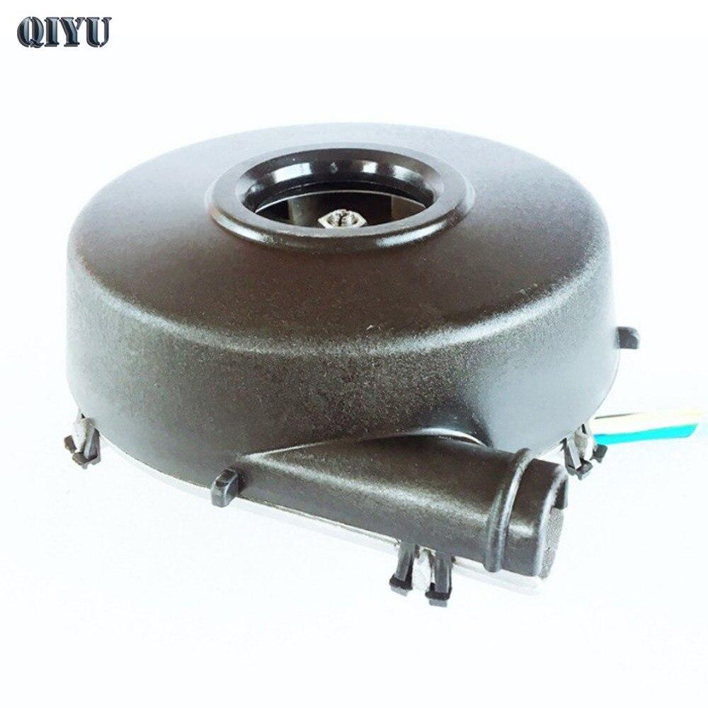 Ventilateur sans brosse 13075 12/24 V DC, ventilateur centrifuge à pression négative, utilisé pour fumer le vide, lit d'air, chargeur