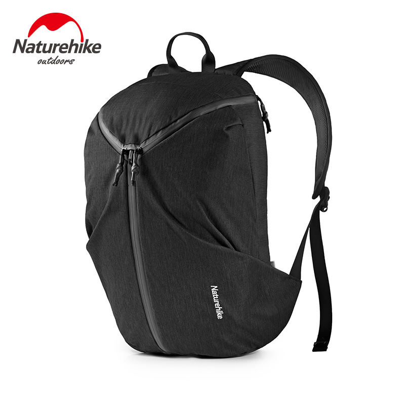 NatureHike 15L Travel Backpack Outdoor 15.6 inch Laptop Bag Ultralight School Bag Camping Hiking Backpacks Waterproof Travel Bag