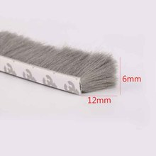 brush diri pintu 6mm