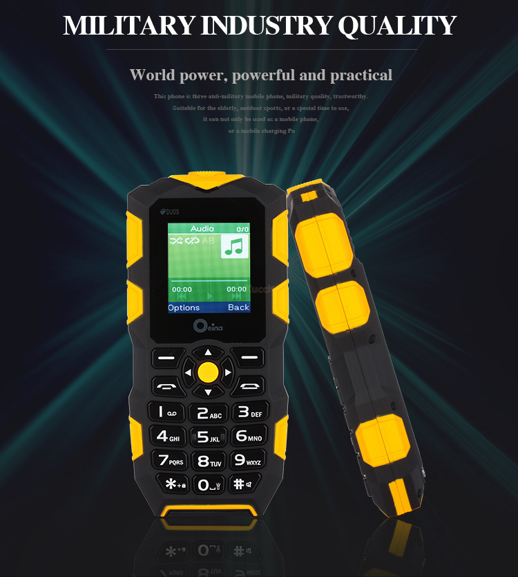 XP1 Rugged Phone  (31)