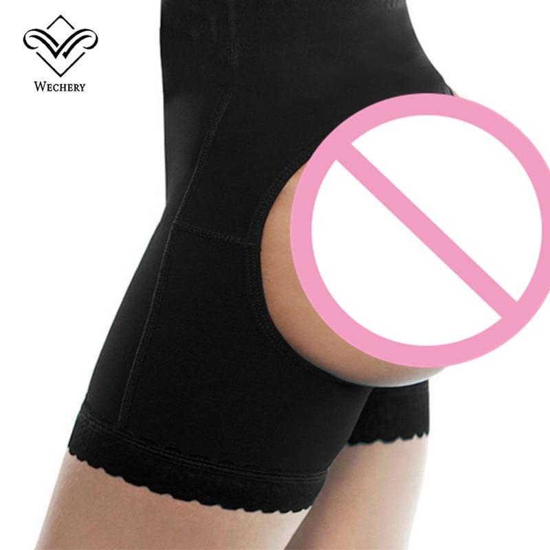 Fast Deliver Men Body Shaper Butt Lifter Black High Waist Trainer Underwear Panties Man Corset Slimming Control Pants Hip Lifting Shaperwear Running Vests