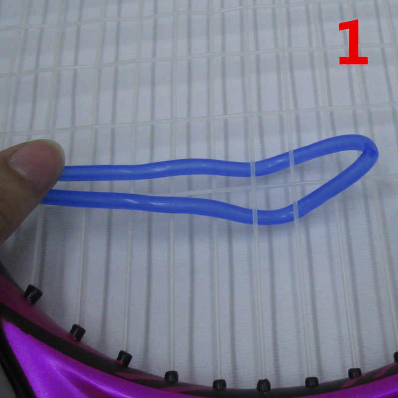 15 قطعة/الوحدة مضرب تنس المثبط عقدة مطاط ممتص الصدمات للحد من تنس المضرب الاهتزاز المطبات Raqueta L444OLD