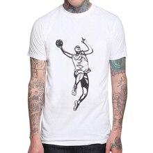 2019 New Arrivals Basketball Player Printed Men T-shirt Short C Celebrity Star Mens T Shirt Casual Tops Cool Man Tee Shirts