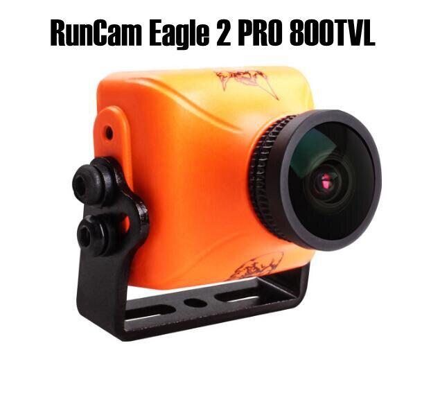 RunCam Aigle 2 PRO 800TVL CMOS 2.5mm 16:9/4: 3 NTSC/PAL Commutable Super WDR FPV caméra Faible Latence