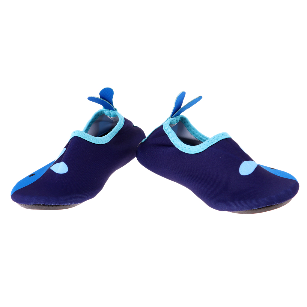 b1d0b7026b8f Kids Boys Girls Quick Dry Non Slip Water Aqua Shoes Socks for Swim Beach  Pool Surf Yoga Exercise Summer Outdoor Sports XXS XXXL-in Swimming Fins  from Sports ...