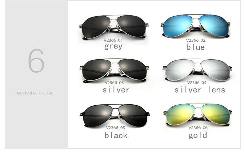 VEITHDIA Μάρκα Γυαλιά ηλίου μόδας γυαλιά - Αξεσουάρ ένδυσης - Φωτογραφία 4