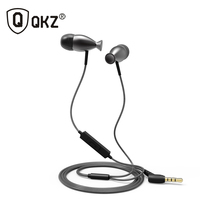 New High Quality Earphone With Mic In Ear Metal Stereo Bass 3 5mm Phone Earphones Professional