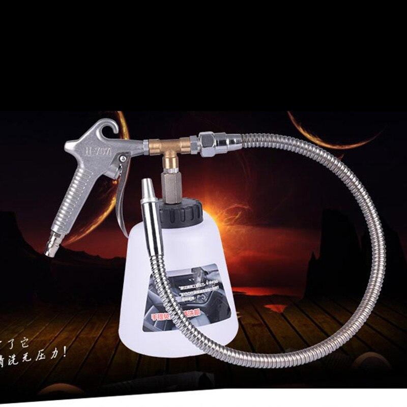Metal Plus Tornador Portable Automotive Engine Cleaning Gun For font b Car b font Engine font