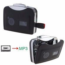 Conversor walkman do leitor de fita da cassete de ezcap 230 usb converter para mp3 em usb flash drive adaptador leitor de música sem necessidade driver & pc