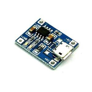 5 uds nuevo MICRO USB 1A Módulo de carga de batería TP4056 tapa precisa