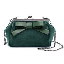 b61d31eb5bd4 Buy bow clutch bag and get free shipping on AliExpress.com