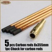 Carbon Arc cored heating rods spot welding electrode auto body panel dent repair tools spot welder garage equipment hand tool