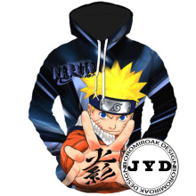 3D Anime Hoodies Naruto Sweatshirts Hooded Women Men Funny Sweatshirt Cool Boys Streetwear Harajuku Jumpers Gifts Pullover S-5XL