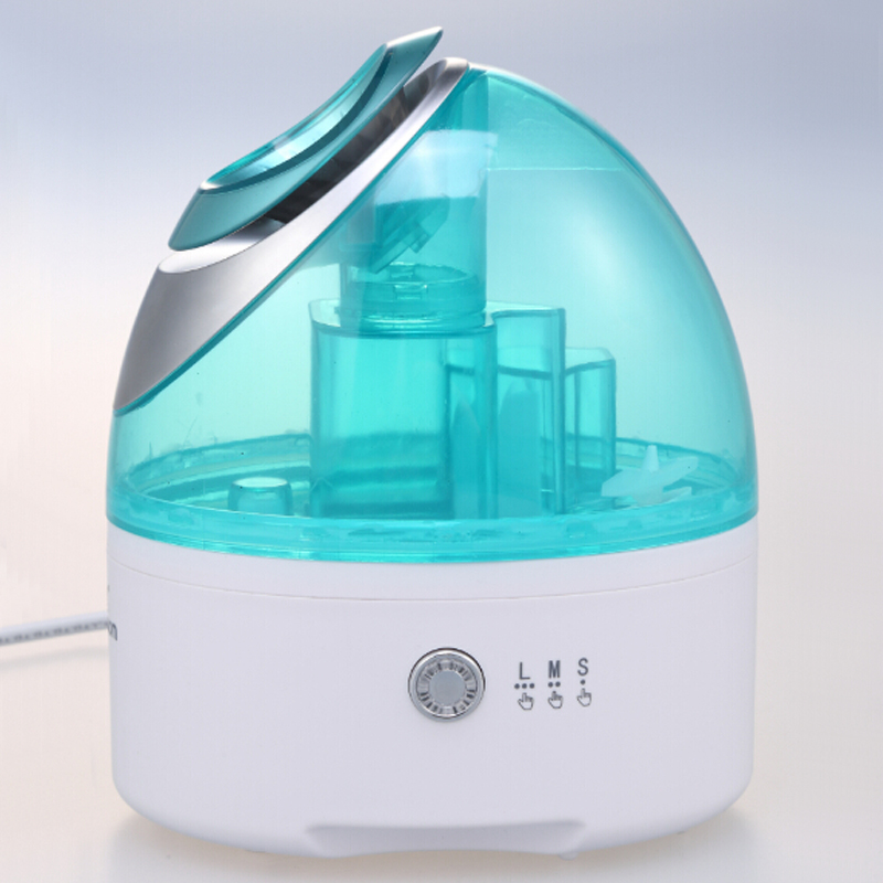Vapeur Facial de brume fraîche de couleur verte pour le vaporisateur Facial hydratant de peau pour le pulvérisateur de peau de nettoyage - 4