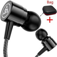 D1 In-Ear Earphone Bass Sound Music Headset Sport Earphones with Mic for xiaomi iPhone Phones fone de ouvido auriculares wlngwear bass sound earphone in ear sport earphones with mic for xiaomi iphone samsung headset fone de ouvido auriculares mp3