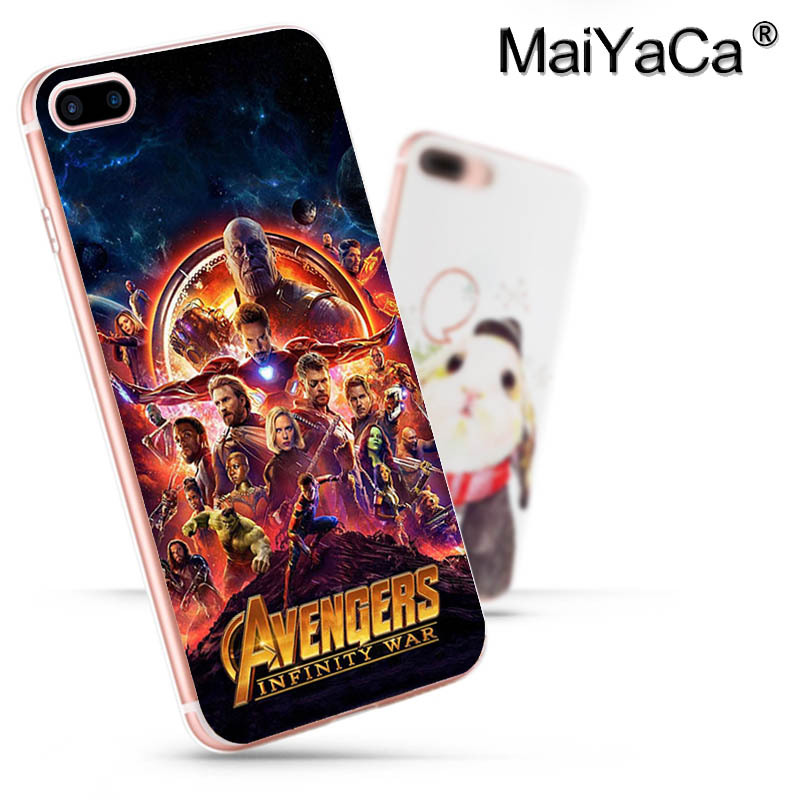 Cellphones & Telecommunications Half-wrapped Case Just Maiyaca Phone Case Infinity War Thanos Marvel Doctor Strange Comic Case For Iphone 7plus 8 6 6s Plus X 5 5s Se 5c Funda Coque