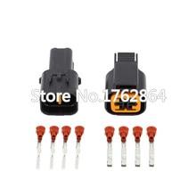 цена на 10sets (Male + female) oxygen sensor plugs DJ7043A-2.2-11/21 Automotive Connectors / Automotive Sensors connectors
