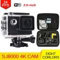 Yagoo camera waterproof Original  WiFi 4K Action Camera Sports 30M waterproof go Underwater pro Camera Extrme sports mini cam