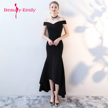 3353ab4d47 Młoda dama klasyczne czarne suknie balowe 2018 Vestido de Festa bez rękawów  urodziny sukienka długa suknia balowa sukienki na sp.