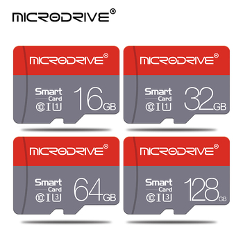 100% Real capacity Memory Card 128GB 64GB 32GB 16GB 8GB Micro sd card Class10 flash drive Memory Microsd TF/SD Cards for phone