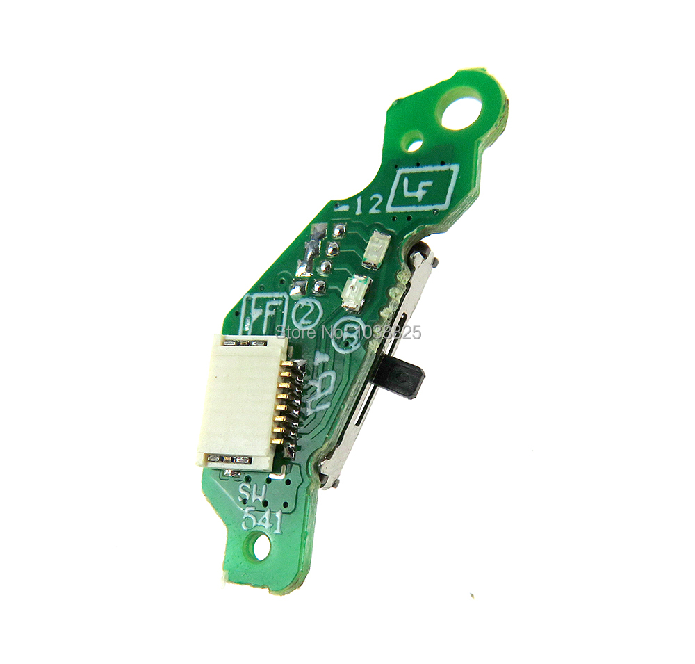Power Switch ON OFF Circuit Board/PCB Replacement Repair Part For PSP 3000 / PSP 3004 3001 Series