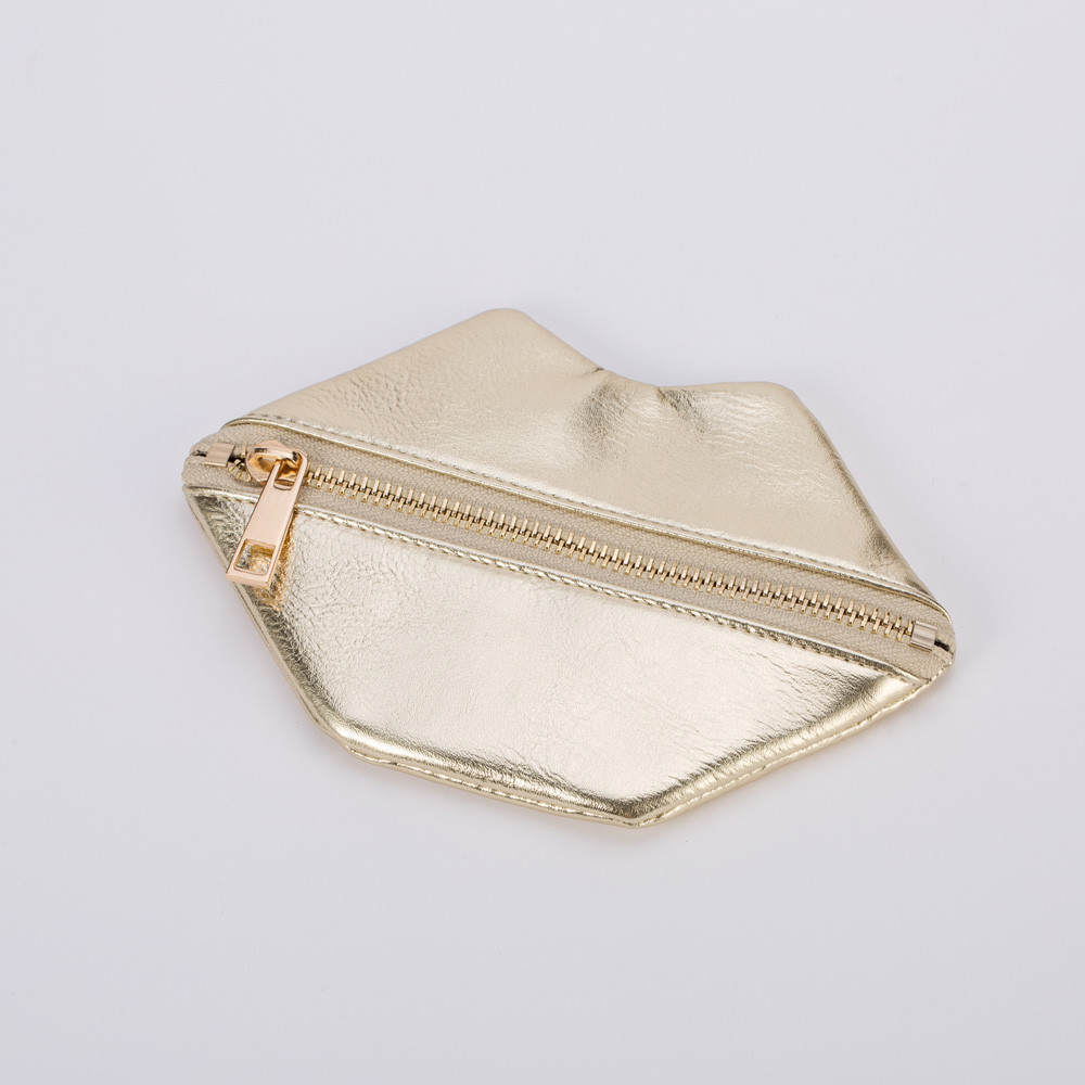 2017 Most Popular Fashion Women Lips Make Up Bags Travel Bag Pouch Coin Day Clutches Evening Bags Female Unique Design Bags A8