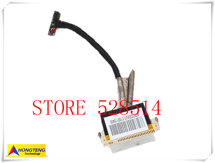 Original FOR Hp Touchsmart 610 pc Lcd Video Cable PN DD0WJ1LC100 Free Shipping original for hp touchsmart 23 all in one pc motherboard pn 732130 002 ipshb la 100% test ok
