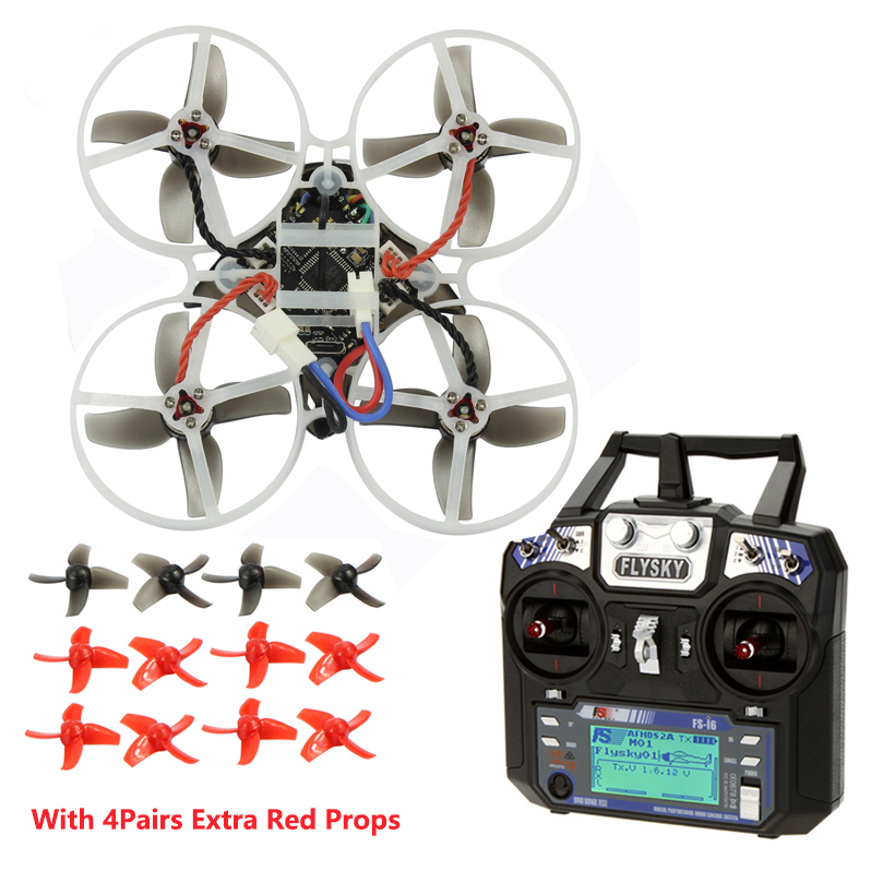 Mini Mobula7 75mm Crazybee F4 Pro OSD 2S Bwhoop FPV Racing Drone Quadcopter w/ Upgrade BB2 ESC 700TVL BNF with FS-i6 TransmitterMini Mobula7 75mm Crazybee F4 Pro OSD 2S Bwhoop FPV Racing Drone Quadcopter w/ Upgrade BB2 ESC 700TVL BNF with FS-i6 Transmitter