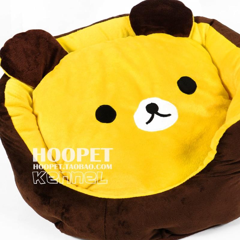Pet yuva kennel8 termal ayı Hayvan yuva kennel8 Kedi kumu unpick ve yıkama Pet kanepe Köpek kanepe köpek yatak pet yatak