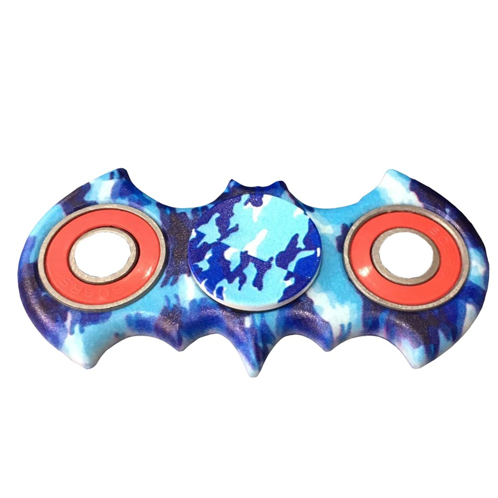 2017 Hot Batman Hand Spinner Stress Relief Gift Focus And ADHD EDC Anti Stress Toys For