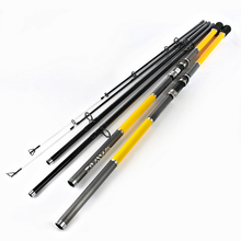 FISH KING 3 Section 99% Carbon 3.6M 3.9M 4.2M 4.5M Carp Fishing Rod Peche Pesca Tackle Outdoor Sports Fishing Fly Fishing