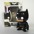 New Funko Pop Batman 19# The Dark Knight heroes trilogy PVC Action Figure Kids Toys High quality Collection Christmas Gifts