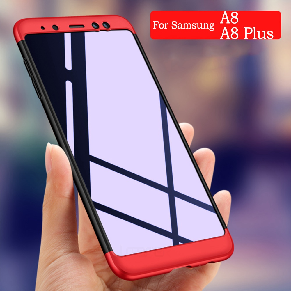 UTOPER Luxury Protector Phone Cases For Samsung <font><b>Galaxy</b></font> A8 <font><b>2018</b></font> Case Cover For Samsung A8 Plus <font><b>2018</b></font> Coque For <font><b>Galaxy</b></font> A8 <font><b>A</b></font> <font><b>8</b></font> <font><b>2018</b></font> image