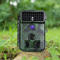 PDDHKK Hunting Traps Wildlife Trail Camera With 5MP CMOS 42pcs 940nm Infrared Lamp LEDS Lights Video Surveillance Tracking Cams