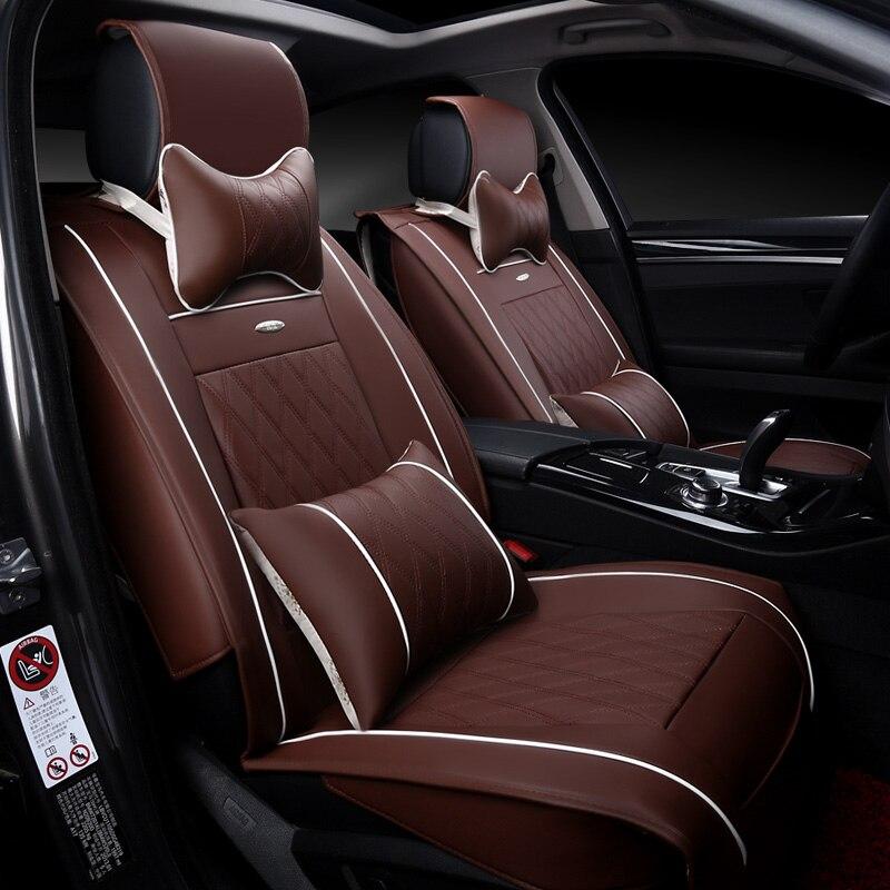 Автомобиль Стайлинг для BMW Audi Honda Toyota Ford Nissan всех автомобилей 3D спортивные сиденья подушки высокого класса кожа автомобилей Интимные аксесс...