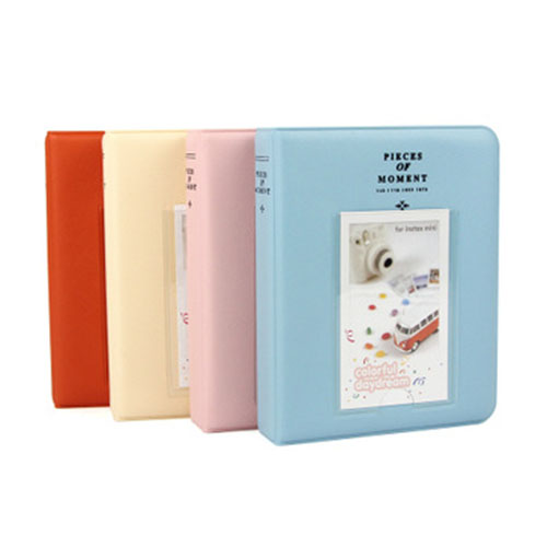 64 Pockets for Fujifilm Instax Mini Films Instax Mini 8 7s 70 25 50s 90 Name Card Pieces Of Moment Photo Book Album 1