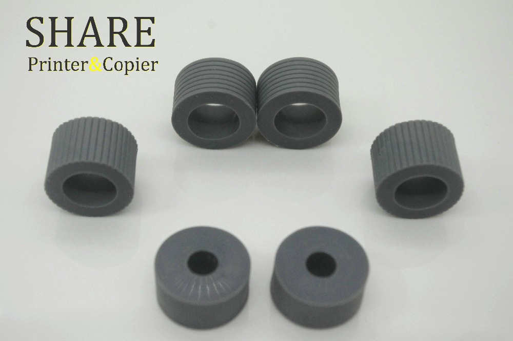 20 X PA03338 K011 PA03576 k010 Pick Roller Brake Roller for Fujitsu 6670 6770 6750 fi