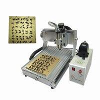 YOOCNC 1500W wood router IC CNC 3040 Milling Polishing Engraving Machine for iPhone Main Board Repair